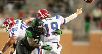 Image from Mean Green vs. LA Tech