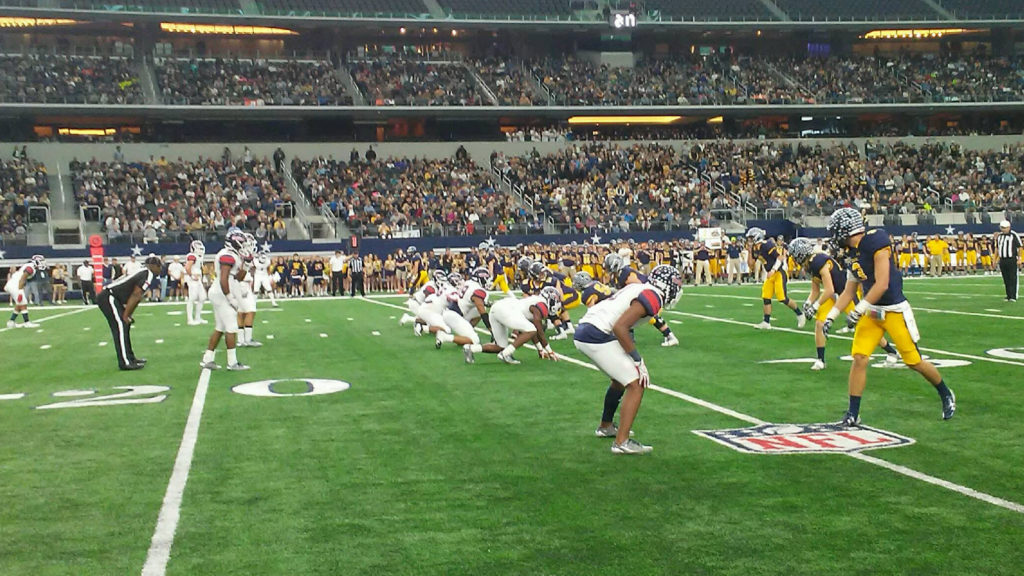 High School Playoff Football