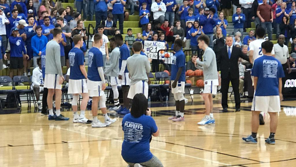 Denton HS Basketball