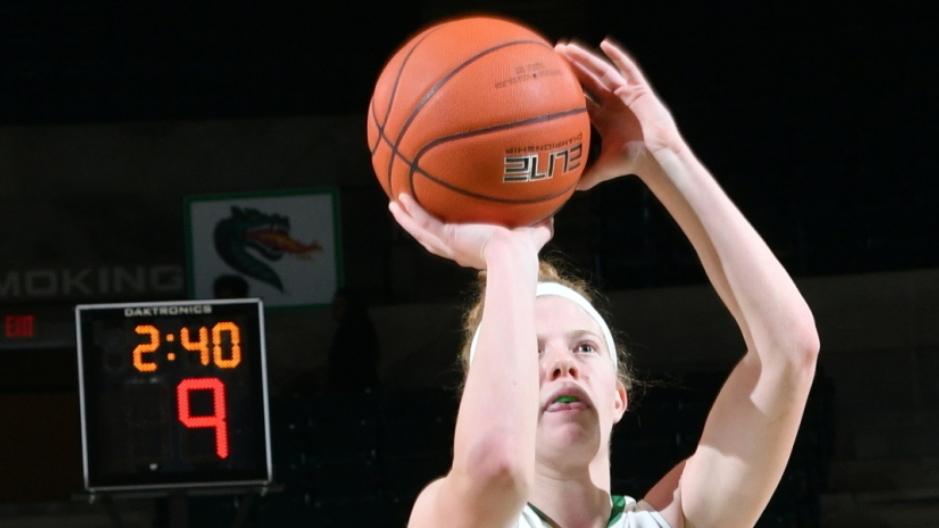 UNT Basketball