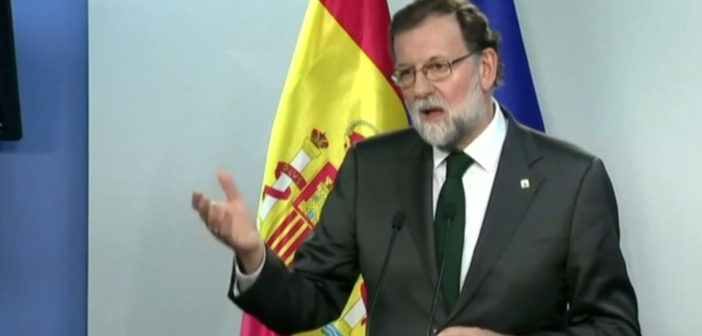 "Catalonia is ""an essential part"" of Spain"
