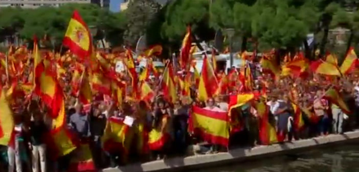 EU leader says no support for Catalonian state
