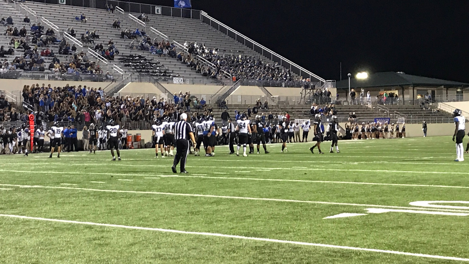 First Round Upset Guyer Falls To Byron Nelson In Playoffs