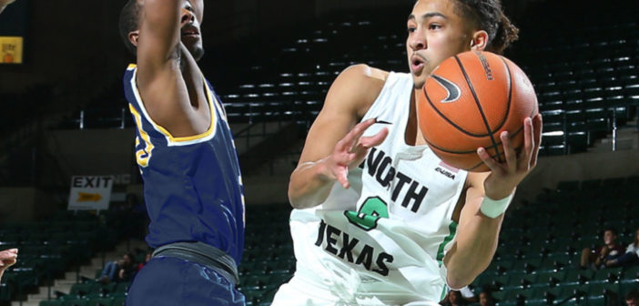 Mean Green takes down McNeese State