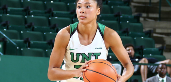 Mean Green dominate in contest with La Salle