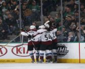 Stars drop final game of home stand to Avs 4-1