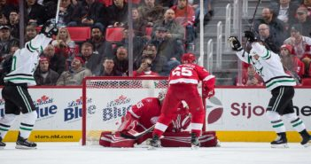 Spezza, defense shine in 4-2 victory over Red Wings