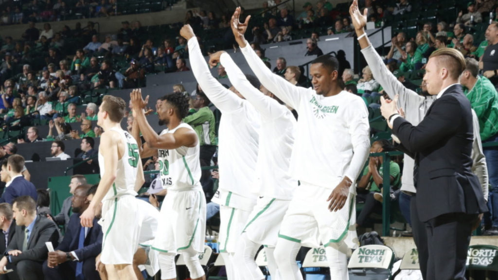Unt Advances To College Basketball Invitational Finals With Win Over
