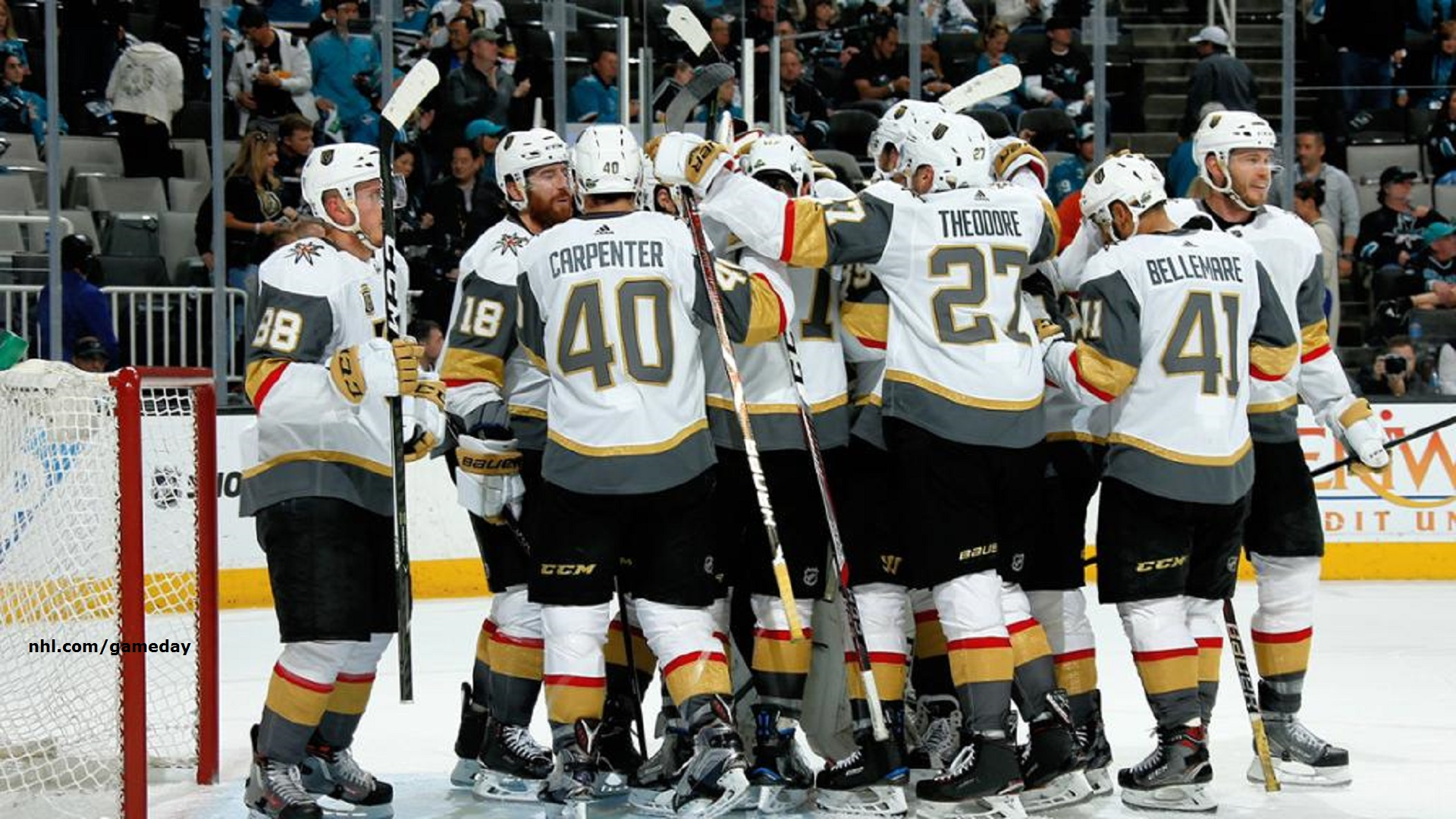 Nhl S Gamble In Las Vegas Hits Jackpot
