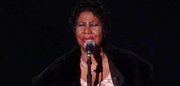 `Queen of Soul' Aretha Franklin dies at 76