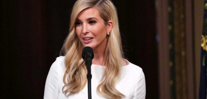 Ivanka Trump used personal email for government work
