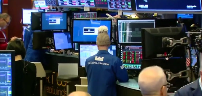 Tech rout erases market's gain for year