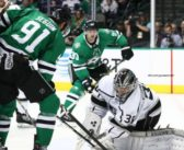 Stars' offensive struggles continue in 2-1 loss to Kings