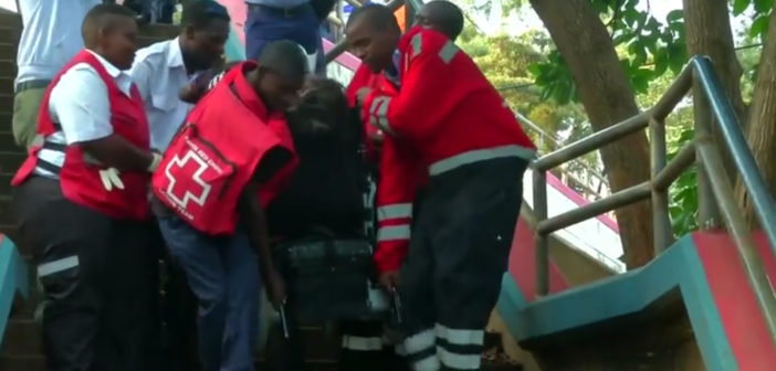 Aid group IDs British victim in Kenya attack