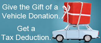 Donate your old car to help KNTU.